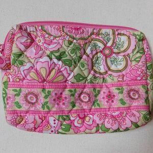 VERA BRADLEY ~vintage~ zip pouch[petal pink]NWOT💓